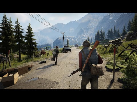 State Of Decay 3 : Gameplay PvP Multiplayer Wishlist  Encounter Mode Featuring Vigor Gameplay Editet