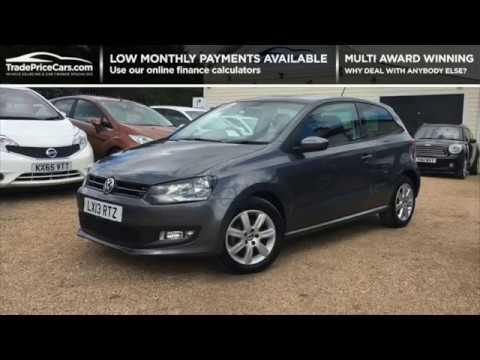2013 VOLKSWAGEN POLO 1.4 MATCH DSG FOR SALE | CAR REVIEW VLOG