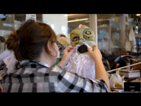Superb SNEAK PEEK: Fiddler On The Roof (Masks) | Stratford Festival   YouTube
