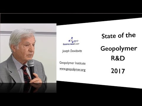 State of the geopolymer 2017