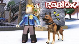 made clear, honest police dog Roblox LOL + [Midori] seen COB.
