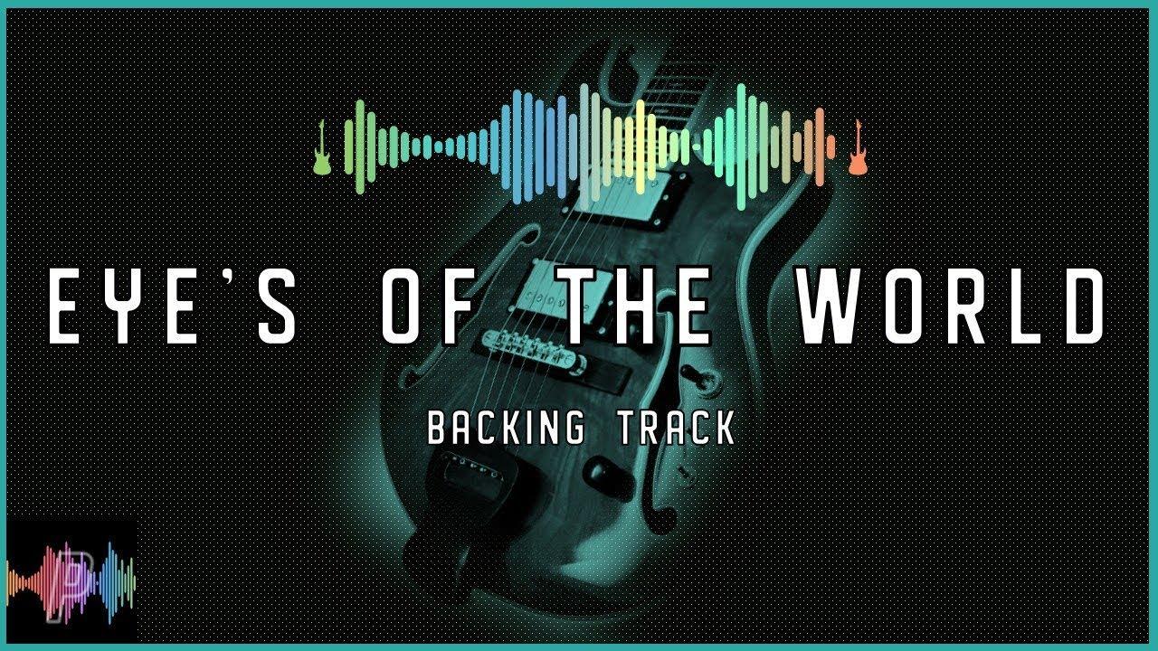 808e89e7837b8 Grateful Dead Eyes of the World Backing Track in E Major / G Major