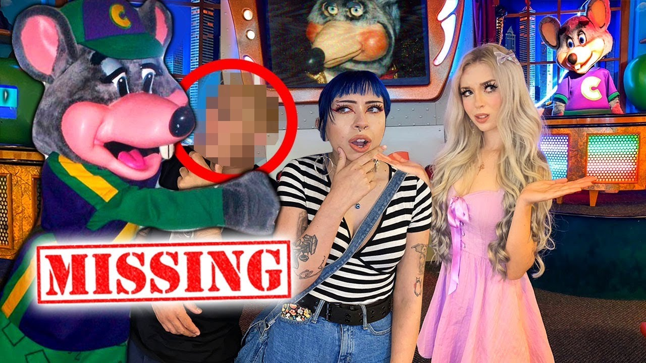5 Kids Went MISSING at Chuck E Cheese's!?! (What is REALLY Happening?..) *scary*