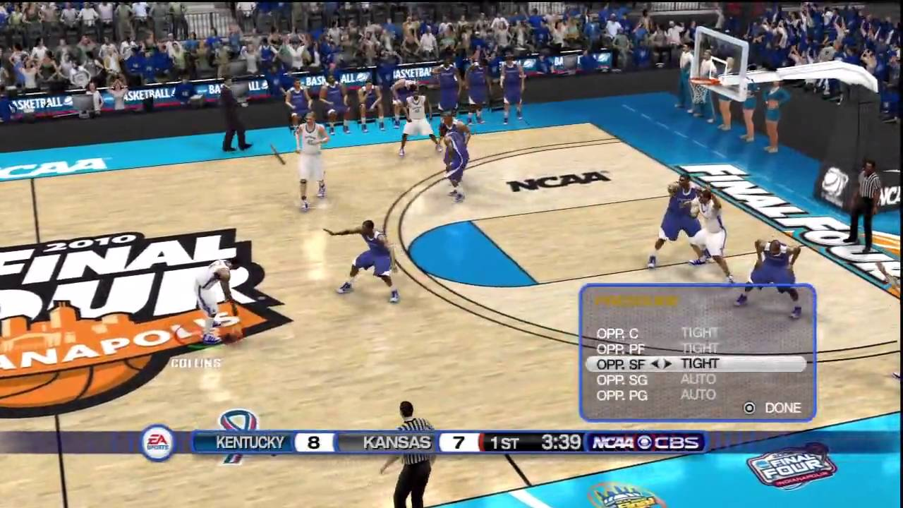NBA LIVE 10 features core innovations and exciting new modes. The groundbreaking Dynamic DNA service will feature improvements in NBA LIVE 10 connecting gamers to the real NBA like never before.