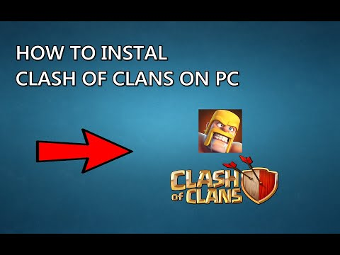 How To Install Clash Of Clans On Tencent Gaming Buddy -GAMEZ