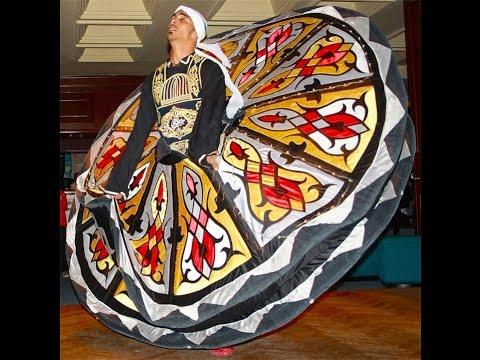 Танец с юбками -  танура. Египет, ОКНО В РЕЛАКС