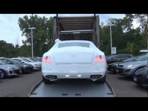 Unveiling the Bentley Continental GTC V8 | Morrie's Luxury Auto