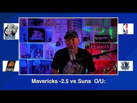 Dallas Mavericks vs Phoenix Suns 1/30/21 Free NBA Pick and Prediction NBA Betting Tips