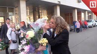 Маразм или любовь: свадьба Гогена Солнцева