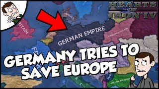 Germany Tries to Save Europe Hearts of Iron 4 Weltkrieg Mod hoi4