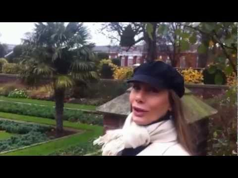 Virginia Hey - Vlog November 17 2012