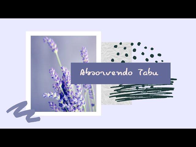 ABSORVENDO O TABU | #GPMOVE