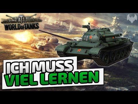 Ich muss viel lernen... - ♠ World of Tanks ♠ - Dhalucard