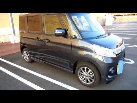 Mazda Flair Wagon Custom (key Car)