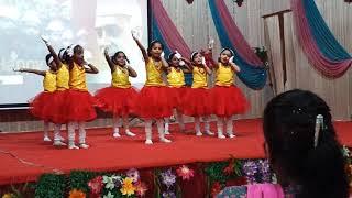 children's day special crpf Montessori school