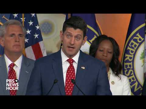 WATCH: House Republican leaders hold news briefing