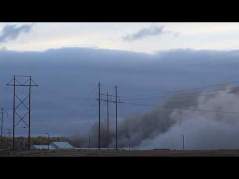 Daily Dos w/ Dave Allan & Ginger G. - Great River Energy-Stanton Station Implosion