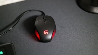 Logitech G303 Deadalus Apex Gaming Mouse: Review!!!