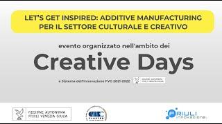 Serena Fanara ai Creative Days | 1 ottobre 2021