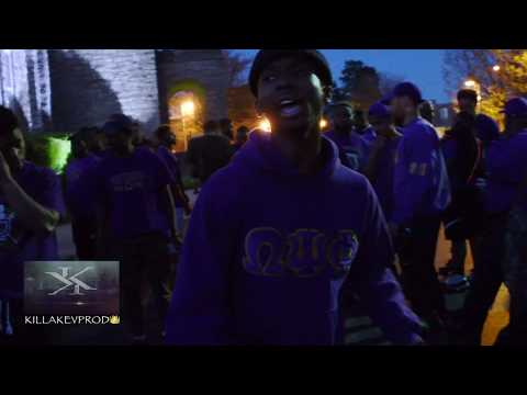 Ques Setting It OWT on the Yard @ Kentucky State University - 2018