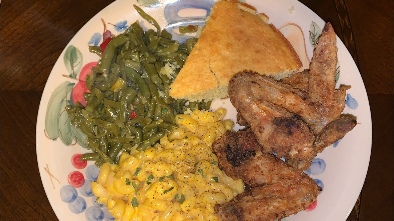 Easy Soulfood Southern Sunday Dinner (Step by Step)