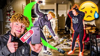 I Smashed My Girlfriends iPhone, Then Gave Her A New One!