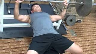 How To Do Barbell Bench Press To Build Muscular Chest By Morris County Nj Personal Trainer