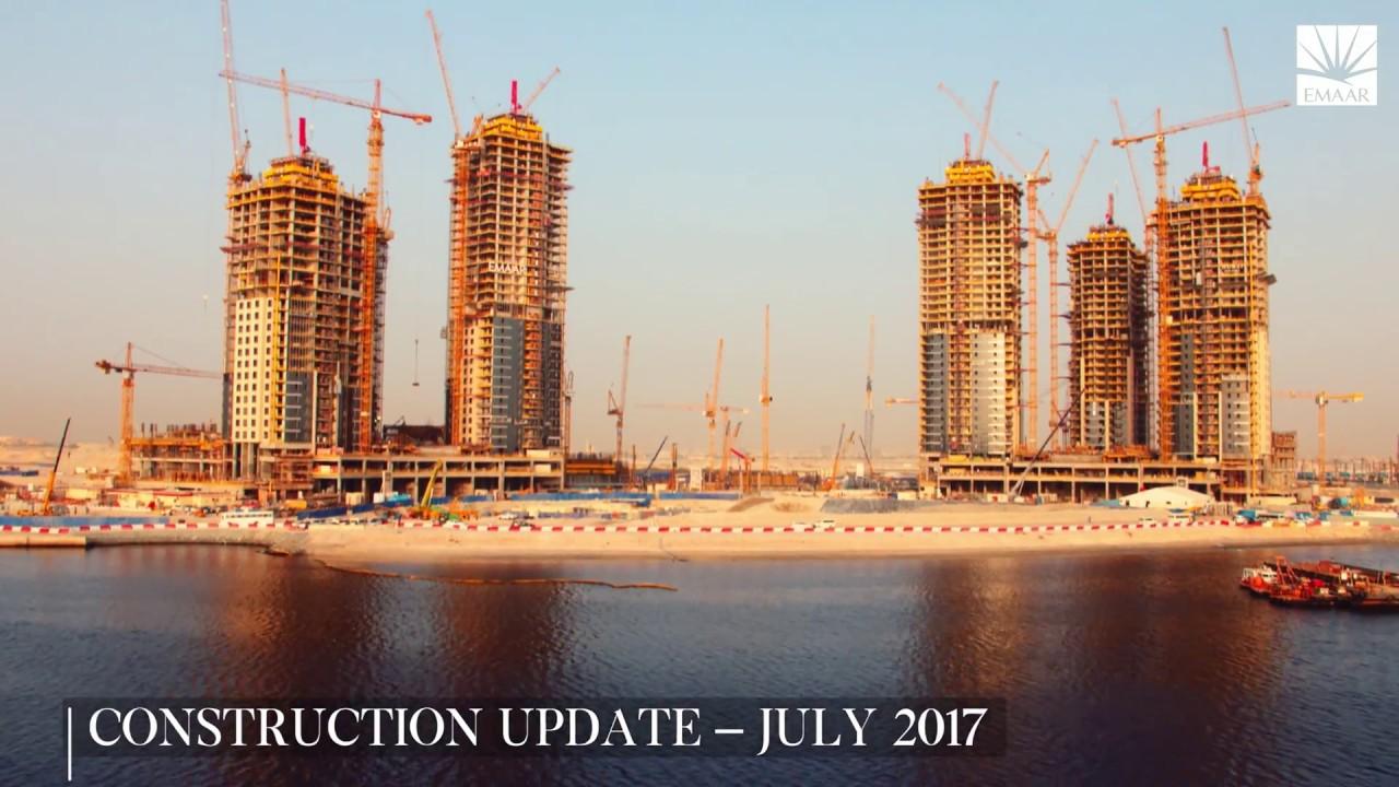 Construction Underway On Dubai S Next World S Tallest Tower