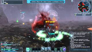 Phantasy Star Online 2 [PC] -  Gameplay - 2 Player Co-Op