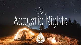 Acoustic Nights 🌙🌃 - A Midnight Indie/Folk/Chill Playlist