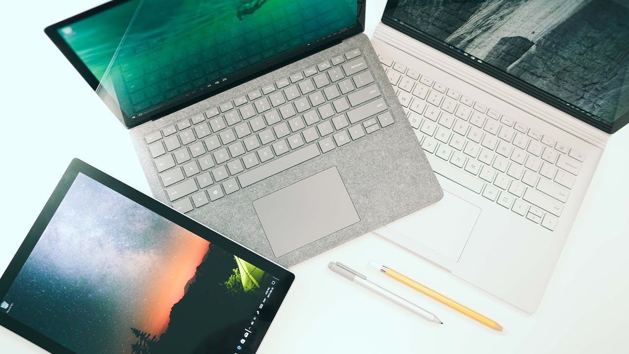 Best Back To School Device Laptop Vs Hybrid 2 1 Vs Tablet Youtube