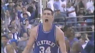 "1998 NCAA Final Four Highlights - ""Comeback Cats"""