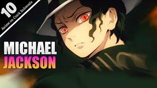 [Anime Crack Indonesia] #10 - Michael Jackson