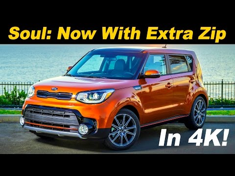 2017 Kia Soul ! Turbo Review and Road Test | DETAILED in 4K UHD!