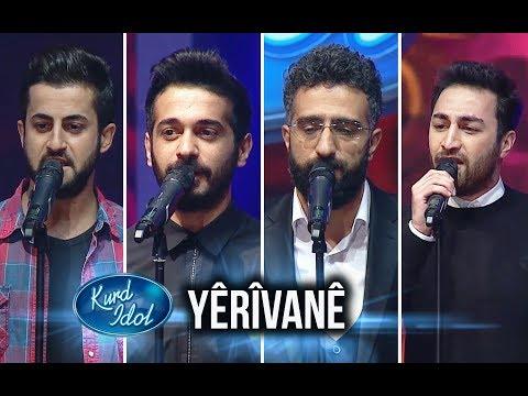 Kurd Idol - Yêrîvanê / یەریڤانێ