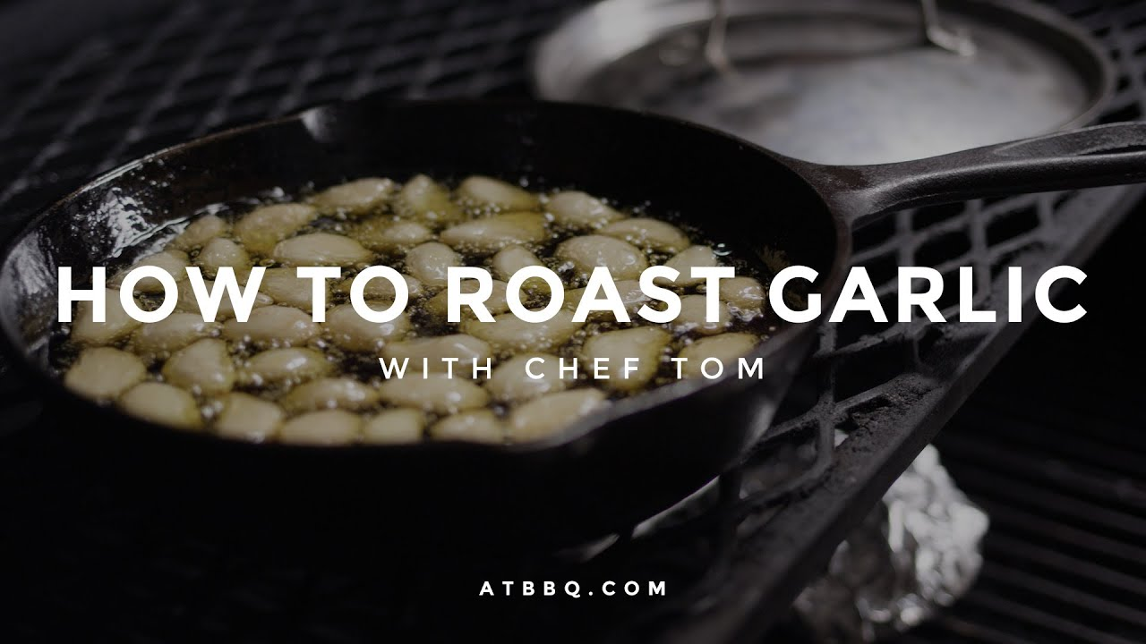 How To Make Roasted Garlic