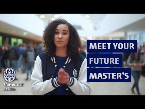 Master's Open Day Leiden University (Official)