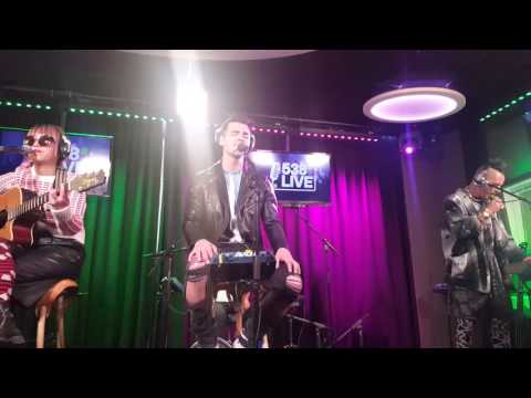 DNCE - Jinx Acoustic @ 538 (EXCLUSIVE!)