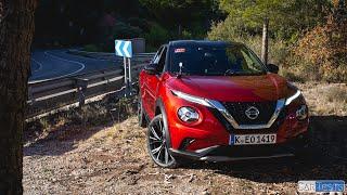 Nissan Juke 2020 test PL Pertyn Ględzi