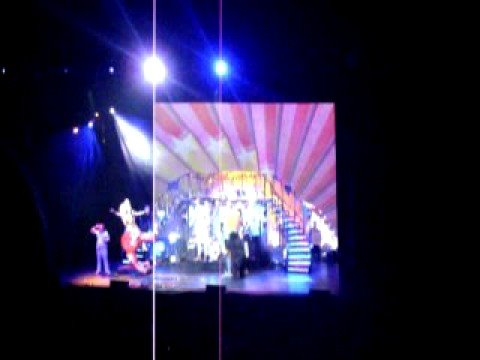 The Mighty Boosh live in Liverpool - The honey monster