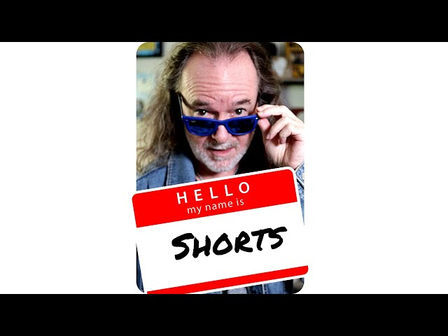 Welcome to YouTube #Shorts