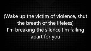 Breaking Benjamin - Breaking The Silence / Lyrics