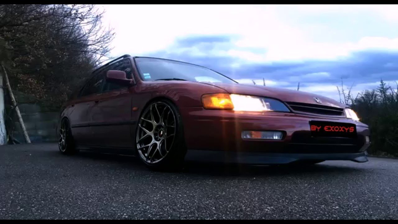 Virtual Tuning Honda Accord Youtube 1986 Stanced