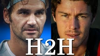 Federer vs Safin - All 12 H2H Match Points (HD)
