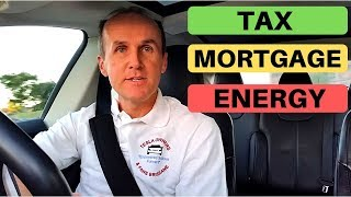 TAX, MORTGAGE AND ENERGY - ARE YOU ENERGY POSITIVE?