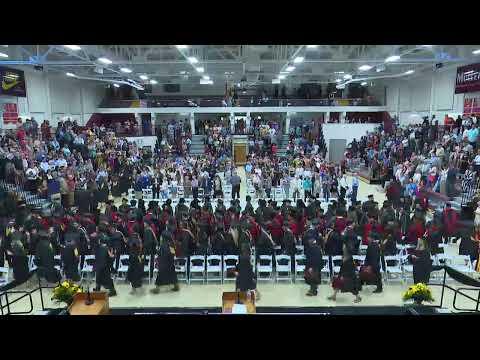 University of Charleston 2019 Commencement