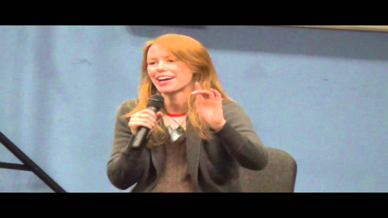 Marisha Ray Critical Role Panel Day 1 Kaizoku Con Cork Ireland