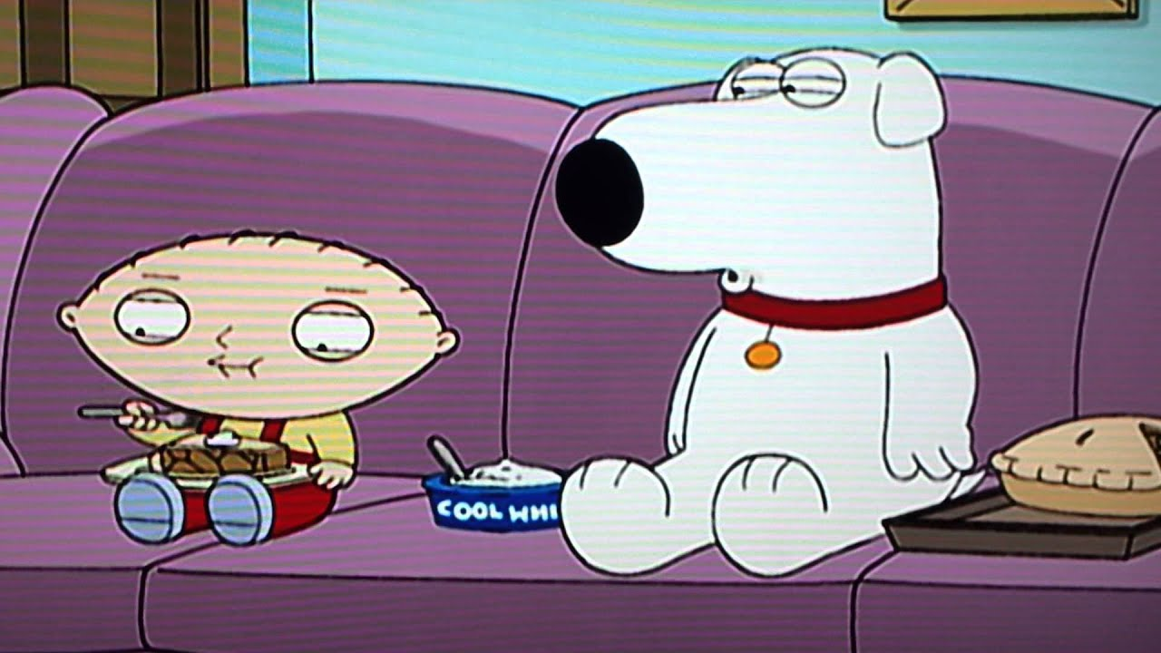 Family Guy Stewie Cool Whip Youtube