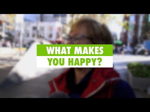 Learn English What Makes You Happy