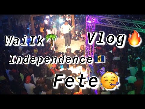 Waiki Independence Fete🥳🇧🇧| ZAG Competition🔥